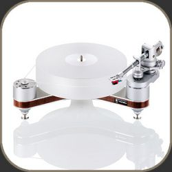 Gramofon CLEARAUDIO Innovation Compact - Natural Wood (Silver, Acryl)