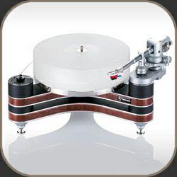 Gramofon CLEARAUDIO Innovation - Natural Wood (Black, Acryl)