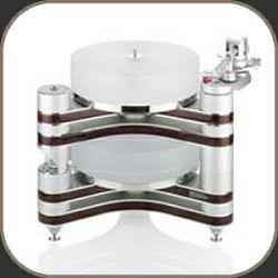 Gramofon CLEARAUDIO Master Innovation - Natural Wood (Silver, Acryl, Acryl)