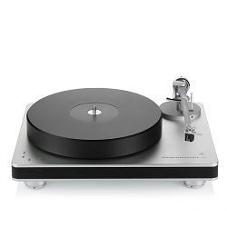 Gramofon CLEARAUDIO Performance DC + Clarify + Virtuoso V2 MM (Silver, Black)
