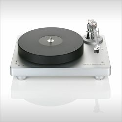 Gramofon CLEARAUDIO Performance DC + TT5 + Essence MC (Silver, Silver)
