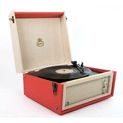Gramofon GPO RETRO BERMUDA crveni