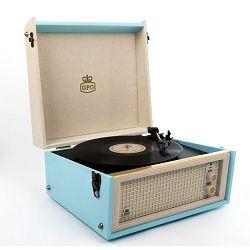 Gramofon GPO RETRO BERMUDA plavi