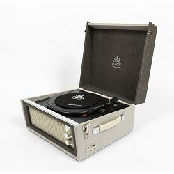 Gramofon GPO RETRO BERMUDA sivi