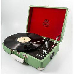 Gramofon GPO RETRO ATTACHE SW-196C apple green