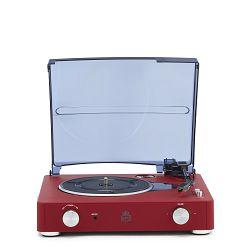 Gramofon GPO RETRO STYLO II crveni