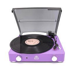 Gramofon GPO RETRO STYLO II lilac