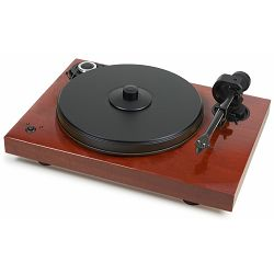Gramofon Pro-Ject 2xperience SB 2M-Silver,mahagony