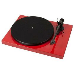 Gramofon PRO-JECT DEBUT CARBON DC + 2M RED crveni