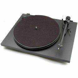 Gramofon PRO-JECT ESSENTIAL II - ORTOFON OM-5E crni