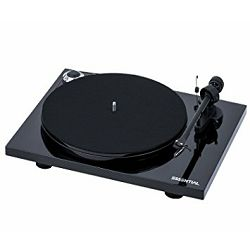 Gramofon PRO-JECT ESSENTIAL III OM10 crni