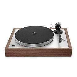 Gramofon PRO-JECT THE CLASSIC SB SUPERPACK walnut (QUINTET RED)