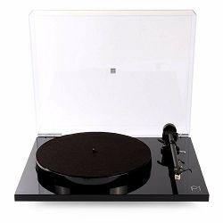 Gramofon REGA PLANAR 1 PLUS crni