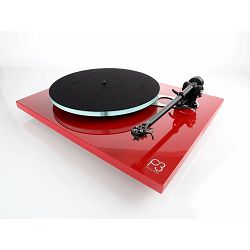 Gramofon REGA PLANAR 3 crveni + ELYS 2 MM zvučnica
