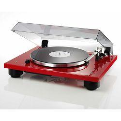 Gramofon THORENS TD 206 high gloss red
