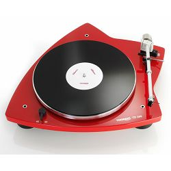 Gramofon THORENS TD 209 high gloss red