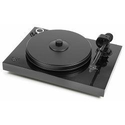 Gramogon Pro-Ject 2xperience SB 2M-Silver,piano black