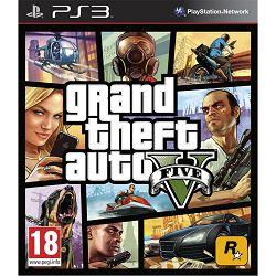 Igra za PS3 GTA V