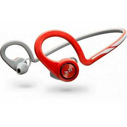 Handsfree slušalica Bluetooth PLANTRONICS BACKBEAT FIT Crvena