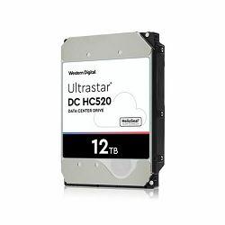 Hard disk HDD WD Ultrastar 12TB SATA WUH721414ALE6L4 HC530