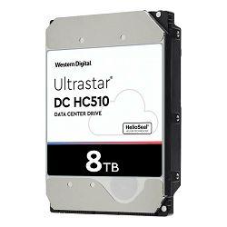 Hard disk HDD Server WD/HGST ULTRASTAR DC HC510 (3.5, 8TB, 256MB, 7200 RPM, SAS 12Gb/s, 4KN SE), SKU: 0F27408
