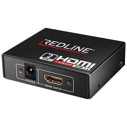 HDMI razdjelnik REDLINE HS-2000 1 ULAZ - 2 IZLAZA