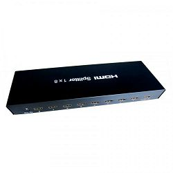 HDMI splitter SBOX HDMI 1.4 1-8 PORT (1in - 8 out)
