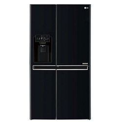 Hladnjak / zamrzivač kombinirani LG GSJ760WBXV