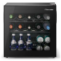 Hladnjak za vino INVENTOR IW16BL 49L