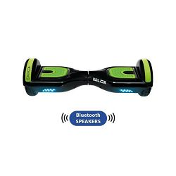 Hoverboard NILOX DOC Plus Black (Bluetooth, 6,5
