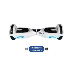 Hoverboard NILOX DOC Plus White (Bluetooth)