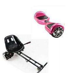Hoverboard KOOWHEEL S36 rozi + hoverkart