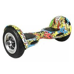 Hoverboard KOOWHEEL C10 žuti hip hop (10
