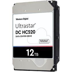 HDD Server WD/HGST Ultrastar HE12 (3.5'', 12TB, 256MB, 7200 RPM, SATA 6Gb/s, 512E SE) SKU: 0F30146