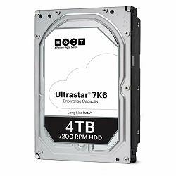 Hard disk HDD Server WD/HGST Ultrastar 7K6 (3.5, 4TB, 256MB, 7200 RPM, SATA 6Gb/s, 512E SE), SKU: 0B36040