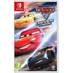 Igra Cars 3: Driven to Win Nintendo Switch