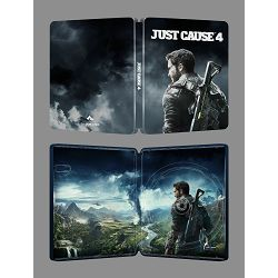 Igra Just Cause 4 Day One Edition (Steelbook + Neon Racer DLC) Xbox One