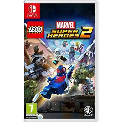 Igra Nintendo Lego Marvel Super Heroes 2 Switch