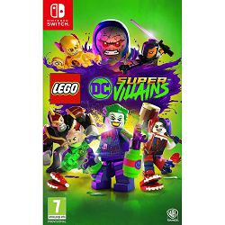 Igra NINTENDO Switch Lego DC Super Villains