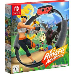 Igra NINTENDO SWITCH Ring Fit Adventure Standard Edition incl. Ring-Con