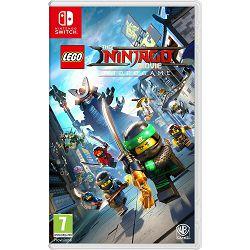 Igra Nintendo The Lego Ninjago Movie Videogame Switch