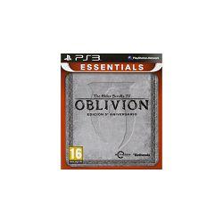 Igra PS3 Essentials The Elder Scrolls IV: Oblivion 5th Anniversary