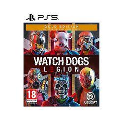 Igra za PS5 WATCH DOGS LEGION GOLD EDITION