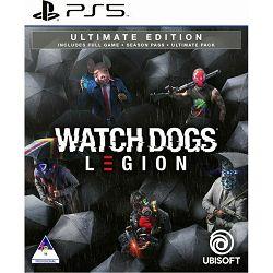 Igra za PS5 WATCH DOGS LEGION ULTIMATE EDITION