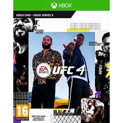 Igra za  XBox One UFC 4
