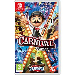 Igra za Nintendo Carnival Games Switch