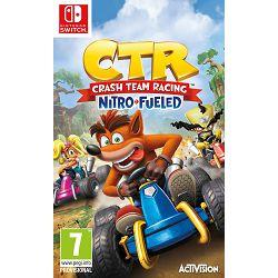 Igra za Nintendo Crash Team Racing Nitro-Fueled Switch