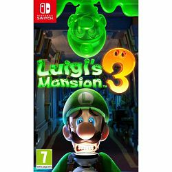 Igra za Nintendo Luigi's Mansion 3 Switch