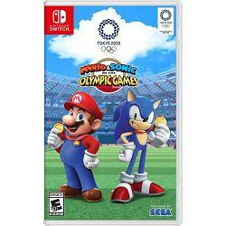 Igra za Nintendo Mario & Sonic at Tokyo Olympic Games 2020 Switch