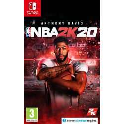 Igra NBA 2K20 STANDARD EDITION NINTENDO SWITCH